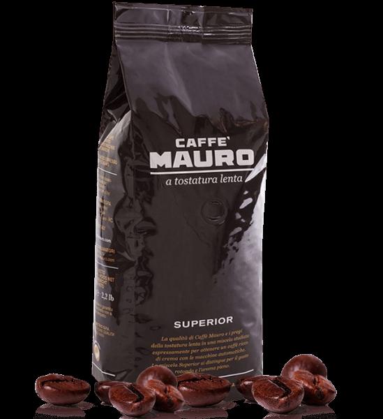 Mauro Superior Espresso Kaffee 1kg Bohnen