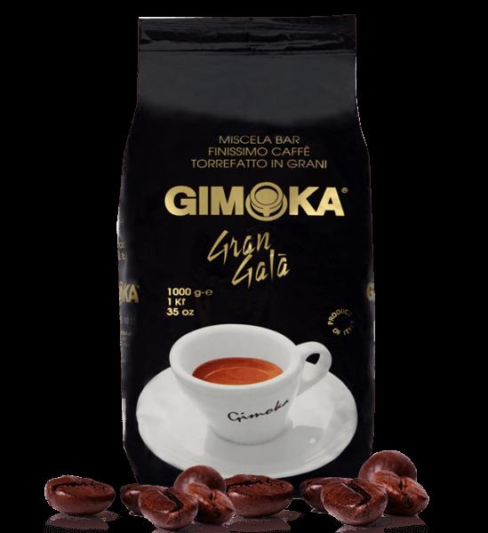 Gimoka Gran Gala Nero - Kaffee Espresso 1kg