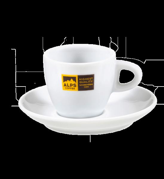 ALPS Coffee - Schreyögg Espressotasse
