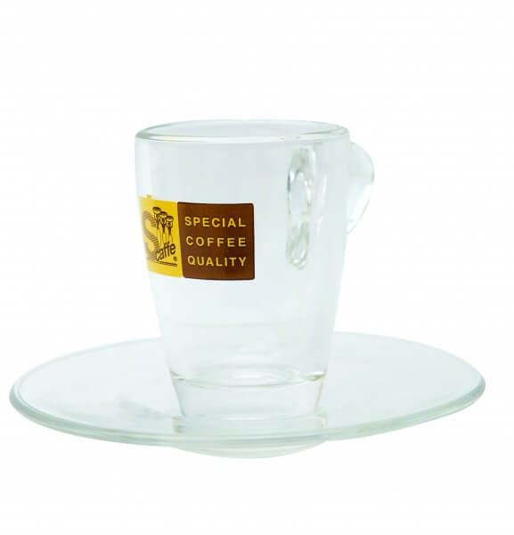 Schreyögg Espressotasse aus Glas