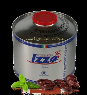 Izzo Neapolitana Espresso Kaffee 1000 Gramm Bohnen Dose