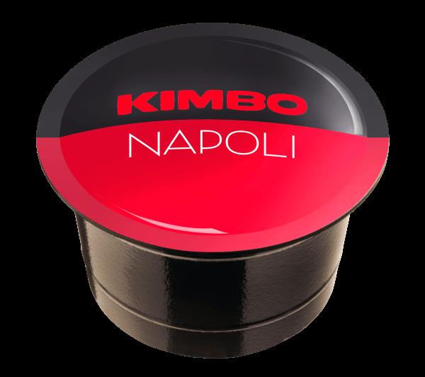 Kimbo Napoli Kapseln - Lavazza Blue kompatibel - 96 Stk a 8g