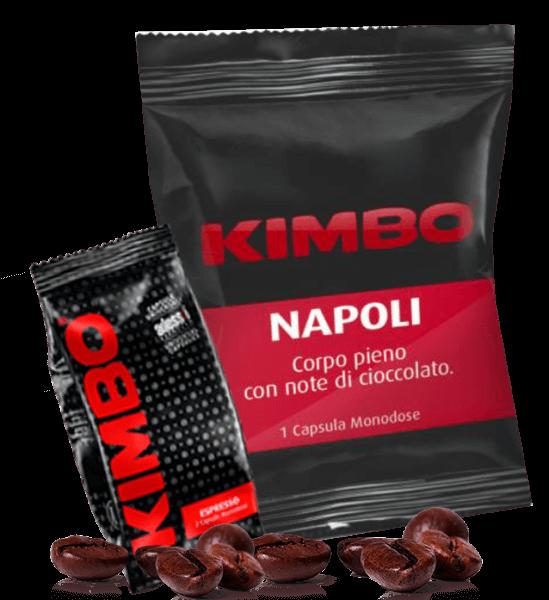 Kimbo Espresso Napolitano - LEP Kaffeekapseln 100 Stück