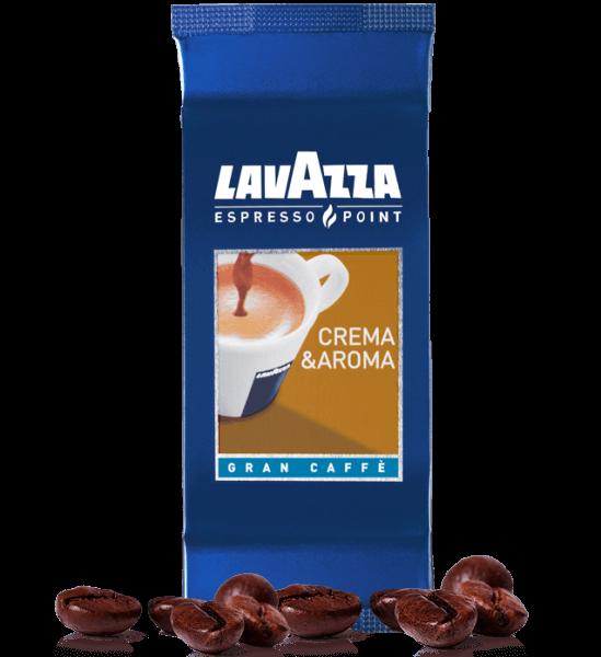 Lavazza Espresso Point Crema e Aroma Gran Kaffee 465