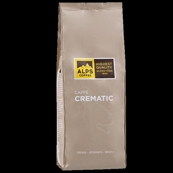 Schreyögg Crematic Espresso Kaffee 1kg Bohnen