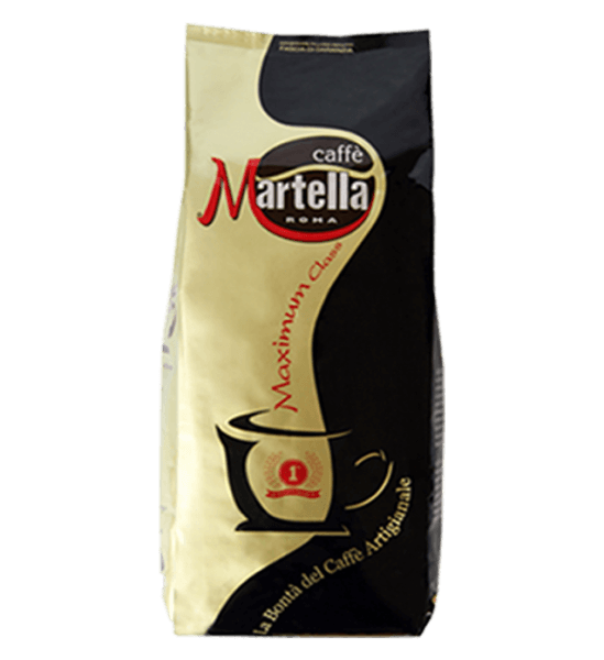 Martella Maximum Class Espresso Kaffee 1000 Gramm Bohnen
