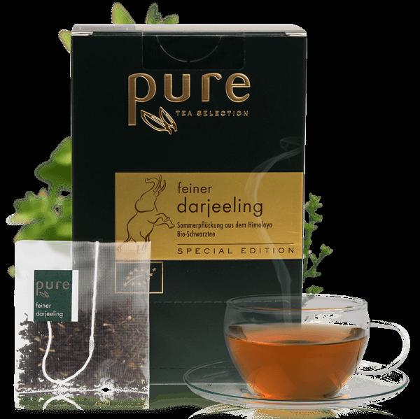 Tchibo Premium Pure Tee BIO Feiner Darjeeling veredelt 25 Beutel