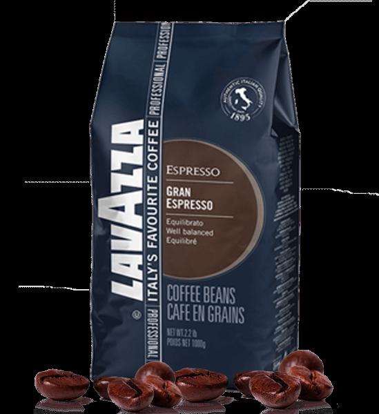 Lavazza Grand Espresso Kaffee 1000 Gramm Bohnen
