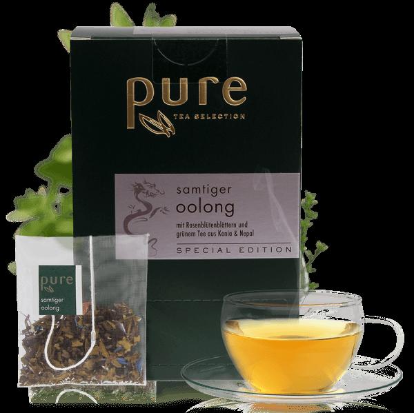 Tchibo Premium Pure Tee Samtiger Oolong 25 Beutel