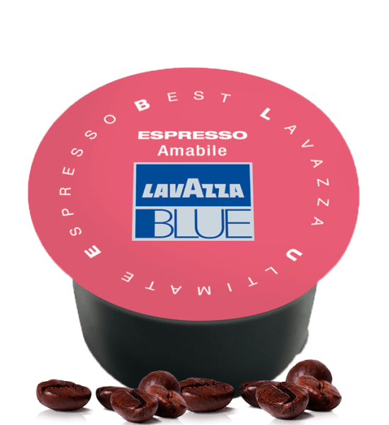 Lavazza BLUE Espresso Amabile Kapseln Nr. 980