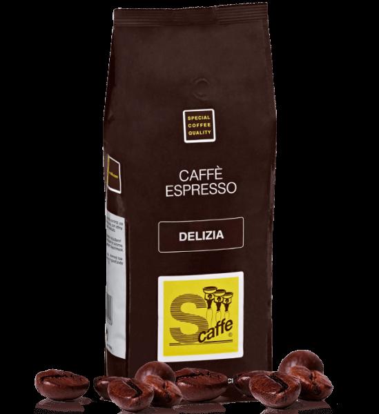 Schreyögg Delizia Espresso Kaffee 1kg Bohnen