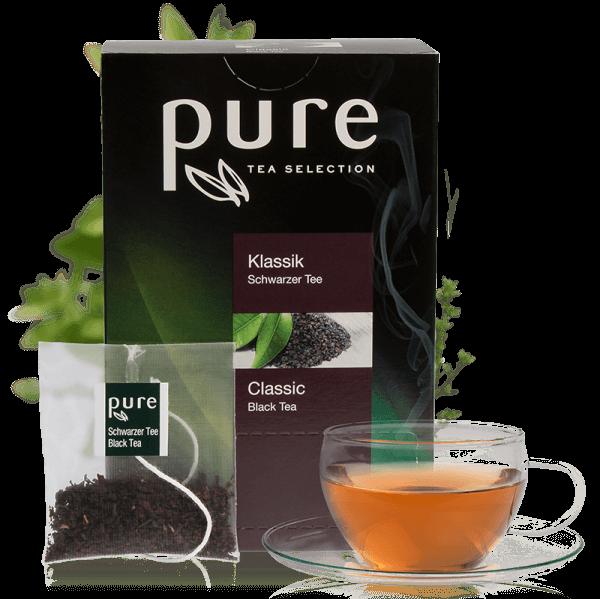 Tchibo Pure Tee Tea Selection Klassik Classic 25 Beutel