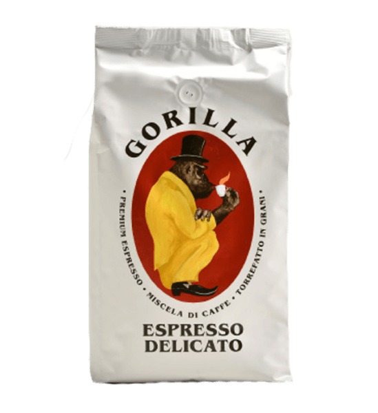 Gorilla Delicato 1kg Bohnen