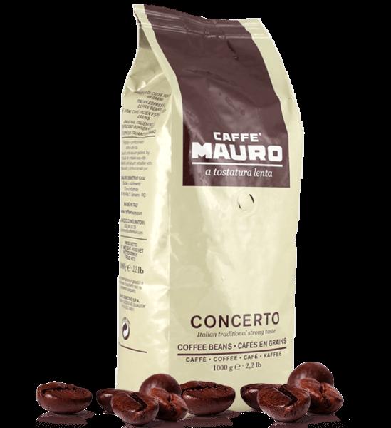 Mauro Kaffee Concerto Espresso 1kg Bohnen