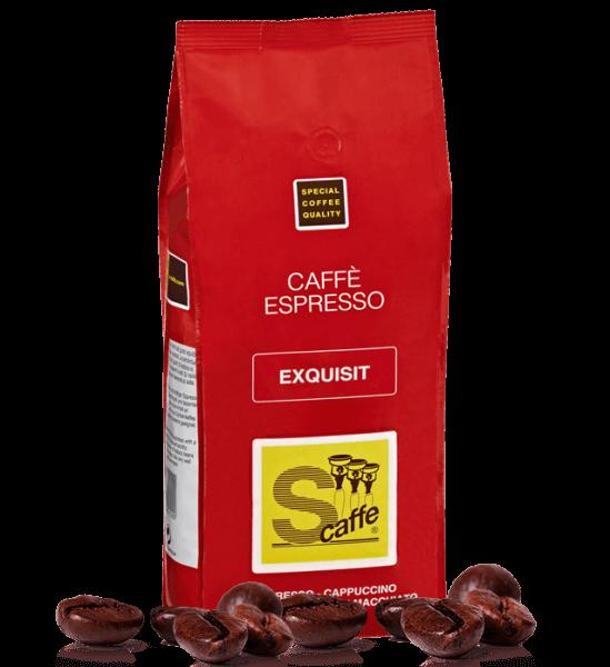 Schreyögg Exquisit Espresso Kaffee 250 Gramm Bohnen