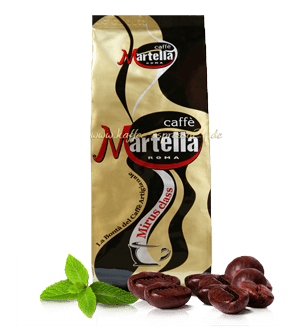 Martella Mirius Class Espresso Kaffee 250 Gramm Bohnen