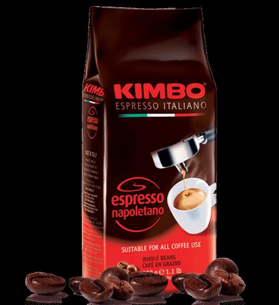 Kimbo Napoletano, Kaffee 1kg Gramm Bohnen