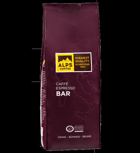 Schreyögg Bar Espresso Kaffee 1kg Bohnen