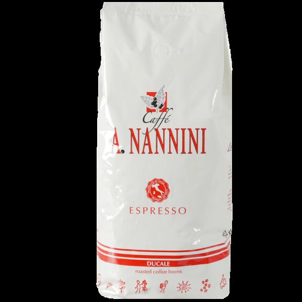 Nannini Ducale, Kaffee Espresso 1kg Bohnen