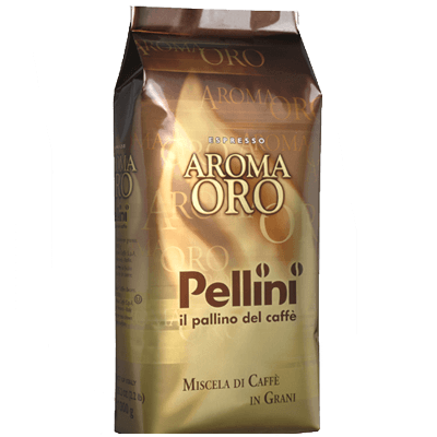 Pellini Aroma ORO 1kg Bohnen