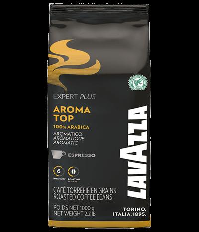 Lavazza Aroma Top 1kg Bohnen - Kaffee Espresso