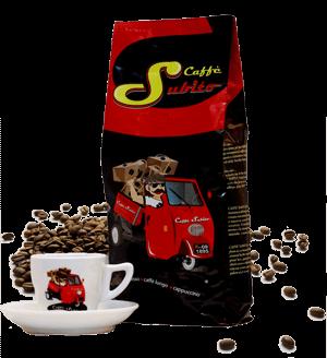 Caffè Subito Espresso Kaffee von Martella 1000 Gramm Bohnen