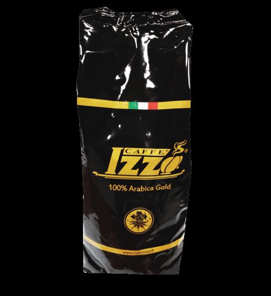 Izzo Arabica Gold Kaffee Espresso 1000 Gramm Tüte