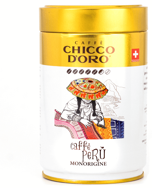 Chicco d'Oro Peru Dose 250g, gemahlen