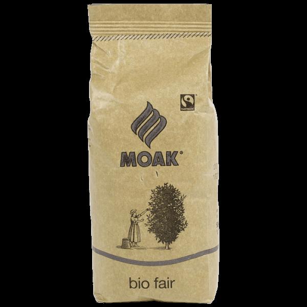 Caffe Moak Bio - Fair 500g Bohnen