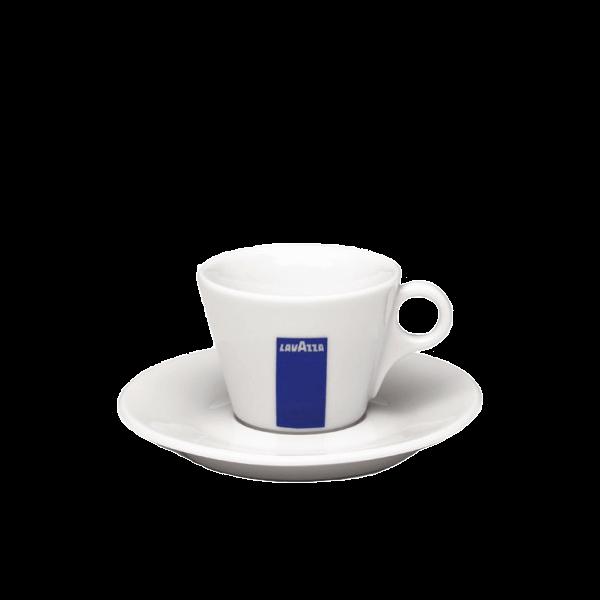 Lavazza Milchkaffee Tasse