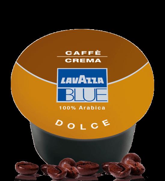 Lavazza BLUE Caffe Crema Dolce Kapseln Nr. 970