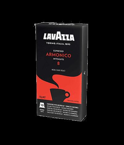 Lavazza Espresso Armonico - Nespresso® kompatibel - 10 Kapseln
