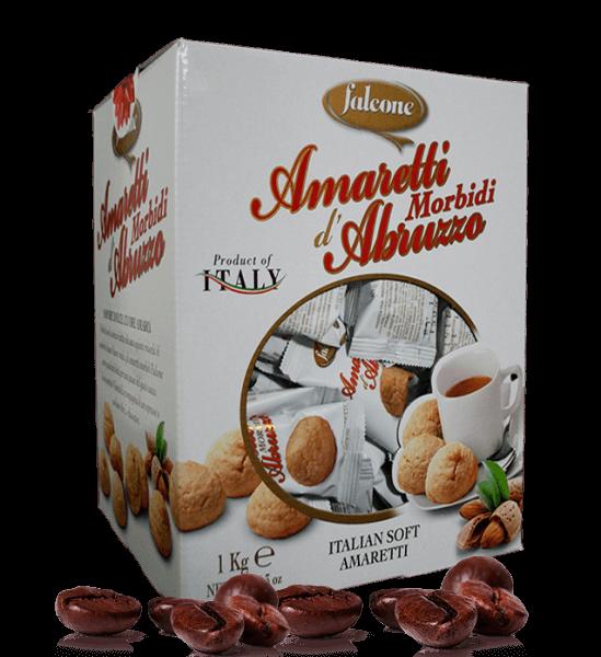 Falcone Amaretti Italian Soft
