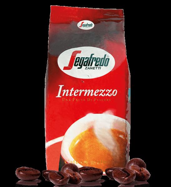 Segafredo Intermezzo Espresso Kaffee 1000 Gramm Bohnen