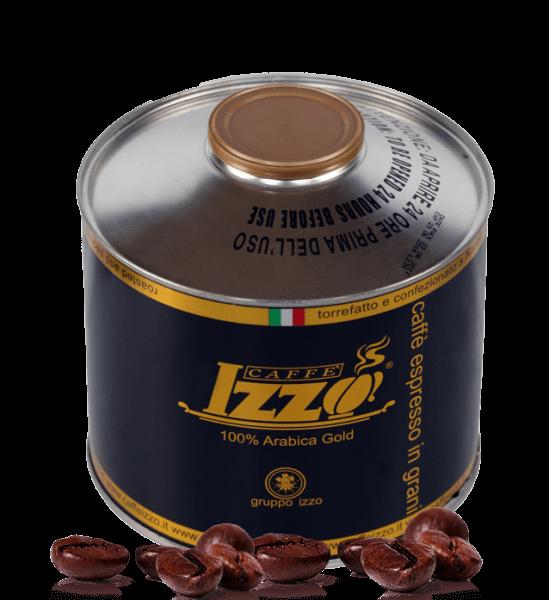 Izzo Gold 100% Arabica Espresso Kaffee 1000 Gramm Bohnen