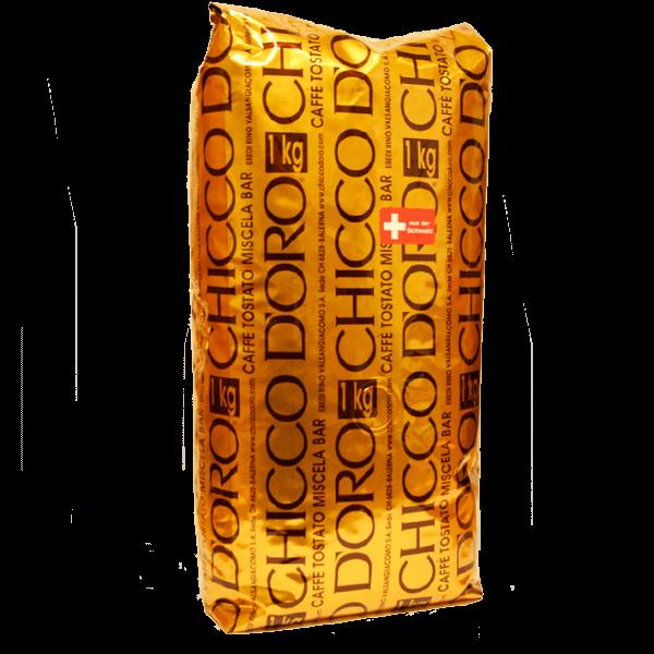 Chicco d`Oro Miscela Bar, Kaffee Espresso 1kg Bohnen