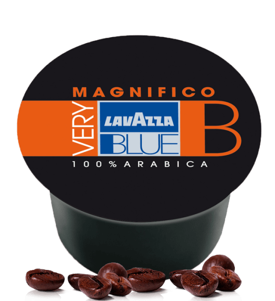 Lavazza BLUE Kapseln Very B Magnifico Nr. 886