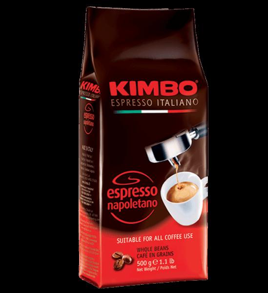 Kimbo Napoletano 250g Bohnen